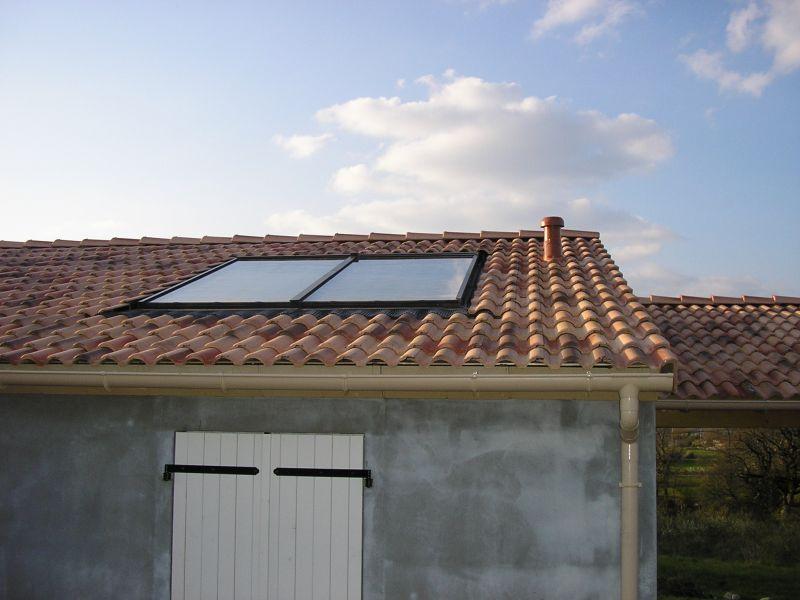Construire avec maison phenix notre histoire la toiture for Aeration maison