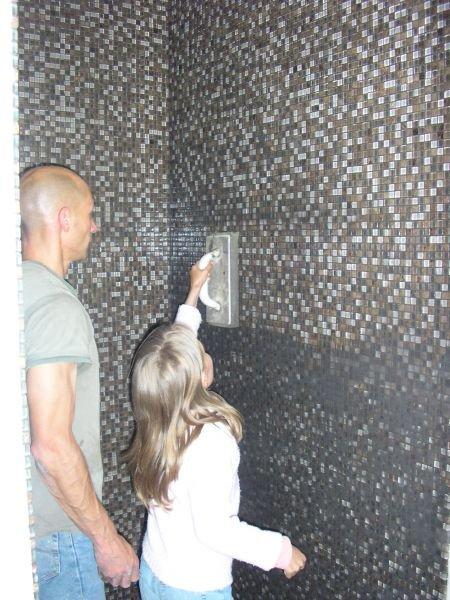 Construire avec maison phenix notre histoire les salles - Construire douche italienne ...