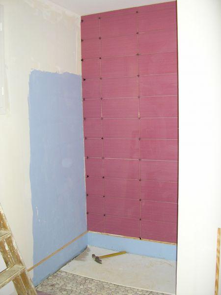 Construire avec maison phenix notre histoire les - Construire douche italienne ...